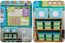 Teaching: Class Decor / by Alison Fitterer