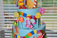 Birthday Party Ideas / by Peggy Summy