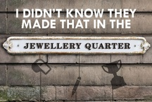 Jewellery Quarter, Birmingham.