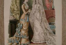 hitoriicismo/victoriano 1840 al1900 aprox / peinado historico