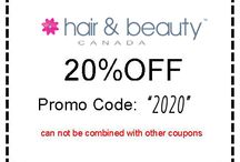 Coupons for Wigs at Hair and Beauty Canada / Get side wide discounts and wig coupons at Hair & Beauty Canada.
