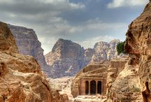 TRAVEL: Middle East / by stand on the word
