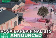 FINALISTS | ROSA BARBA INTERNATIONAL LANDSCAPE PRIZE | 9A BIENNAL INTERNACIONAL DE PAISATGE