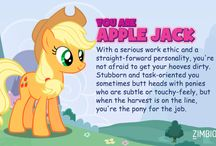 ciri ponies