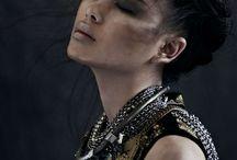 body inspired / retro noir Shakti gypsy tribal blood sugar sex fuckinrawmagik rockn'roll earth goddess