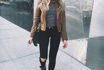 Edgy style
