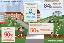 Active Lifestyle / by UNC Gillings School of Global Public Health