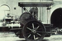 Turkey: Road Steam Engines