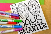 School: 100 Days Party