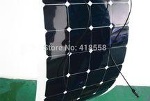 150w flexible solar panel sunpower solar cell