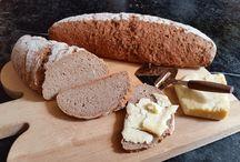 Rye Bread / The breads I love