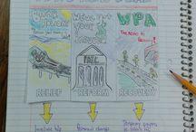 U.S. History / by Beth Yearta