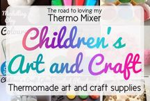 Thermomix art and craft supplies