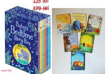 Carti recomandate pentru copii de toate varstele