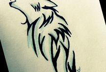 Wolf / Draw Wolfs