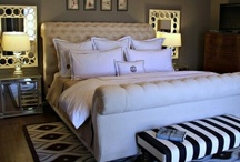 Master Bedroom Redo / by Talia Douglass