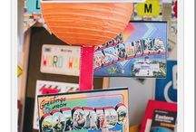 Road Trip Theme Party / by Cathleen Voss