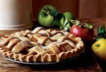 Best Thanksgiving Desserts / F&W's best Thanksgiving dessert recipes include perfect pumpkin pie and great updated Thanksgiving dessert ideas like vanilla-and-cider panna cotta. / by Food & Wine