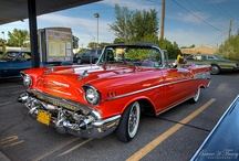 Great Old Cars and Trucks / by Kathy Mills