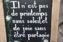 Inspiration Printanière / Découvrez nos inspirations pour célébrer l'arrivée du Printemps !