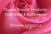 Organic Beauty / Natural & Organic Beauty