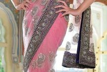 Wedding. - Pink Indian Outfits