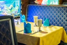 The Buccaneer Restaurant / Our underwater shipwreck concept, a unforgettable experience...