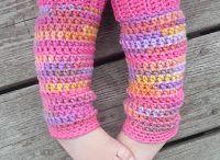 Crochet/knit / by Pat Hughes