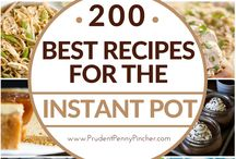 Instant Pot / Recipes for IP
