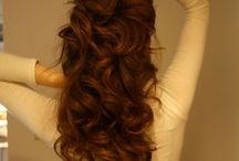 HAIR STYLES I LOVE / by Kimberly Bybee