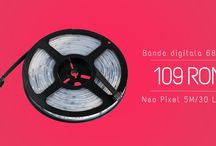 Banda LED Digitala Neo PIXEL / Banda led digitala , dream led , magic led sau dream pixel. noutati si detalii despre banda digitala