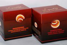 Bioganodermás csoki / A Bioganodermás csoki egy igazi egészséges csemege!