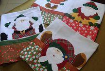 panos de prato natal