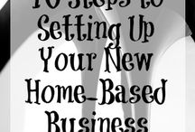Home Based Business / Tips, guide and useful information about Home based business
