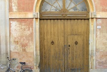 architecture // doors and archways / by Arvee Marie Arroyo