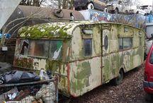 Eccles Trailer Caravan 1960