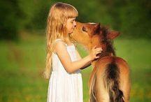 gyerekek és lovak - Kids and Horses
