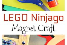LEGO Ninjago Party Ideas / LEGO Ninjago Party Ideas