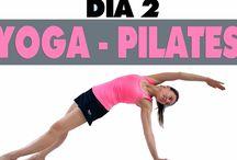 yoga pilates fusión