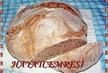 Tabi mayalı ekmek