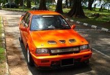 Modified Proton Saga (1st generation) / Modified Proton Saga (1st generation)