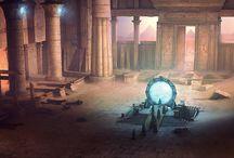 Stargate / by The Technomancer