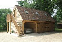 Cart sheds
