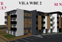 Arta frumosului - WBE 2 - Mai mult decat constructii! / Un nou standard de calitate pentru familiile tinere! Locatie superba, aproape de centrele comerciale importante, piete, scoli. Drum asfaltat din prima zi. Super pozitie in cartierul Ciresica, Sibiu. Vila va fi alcatuita din 2 scari, a cate 5 apartamente, astfel: P + 2E + E retras. http://www.newconceptliving.ro/ansamblu-arta-frumosului-wbe-2-mai-mult-decat-constructii!-15-html