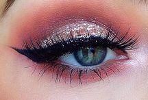 oční make up