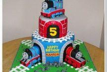 Tomas train party