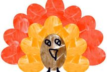 Fall / Thanksgiving Crafts / by Ronda Smith