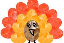 Thanksgiving/Fall / by Jamie Su
