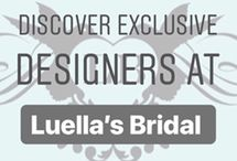 18 Most Boho Wedding Dresses of Your Dreams / We have our own stunning collection of wedding dresses and our boutique is filled with a gorgeous selection of products including dresses, shoes, veils and accessories; which have been handpicked by the Luella's team because of their originality and beauty. The collection includes everything from simple, relaxed, effortless styles, to intricately, beaded, statement dresses and our accessories are a mixture of bohemian and classical designs with a unique element.