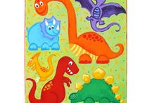 Dinosaurs / by Eleonora Lins